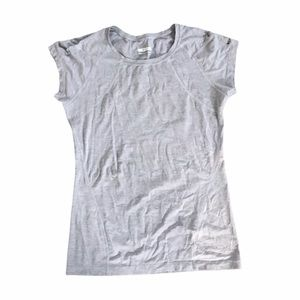 Columbia Grey Fitted T-Shirt